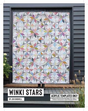 Winki Stars (Acrylic Template Only)
