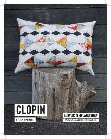 Clopin Cushion (Acrylic Template Only)