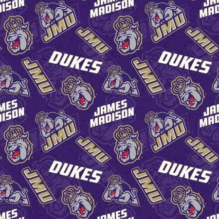 NCAA-James Madison Dukes