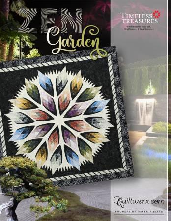 Zen Garden - Cobblestones Strip Set