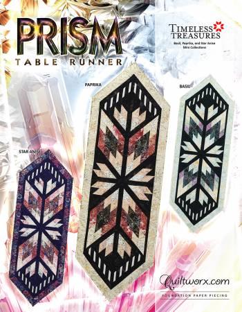Prism Table Runner
