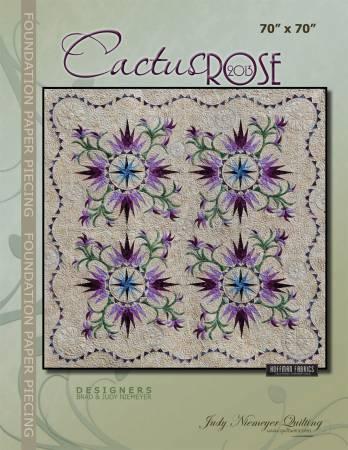 Cactus Rose older pattern