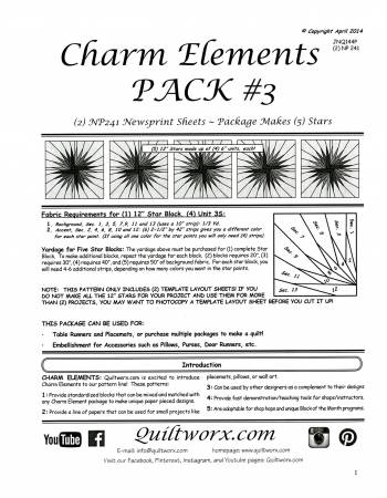 Charm Elements Pack 3