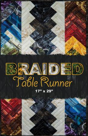 *Braided Table Runner - JNQ171P