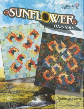 Sunflower Illusions - JNQ186P