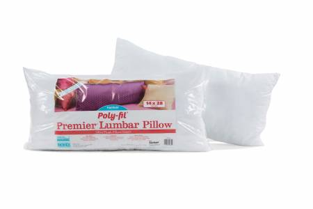 Poly-Fil Premier Lumbar Accent Pillow Insert- 14in x 28in