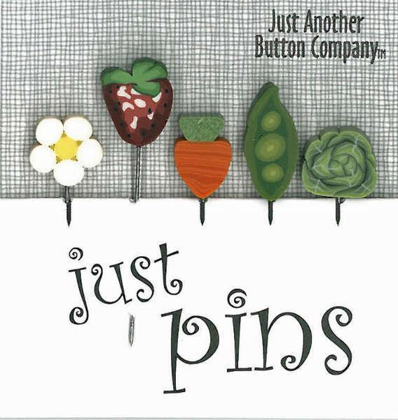 Just Pins Fresh Vegetables
