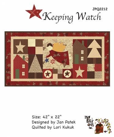 Keeping Watch Quilt Pattern