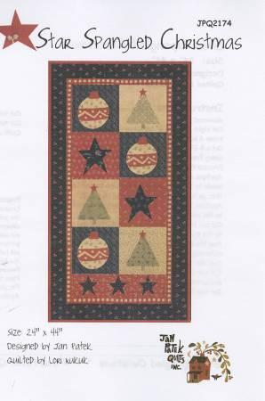 (P45) Star Spangled Christmas