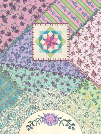 Nancy Mink's Crazy Quilt Journal