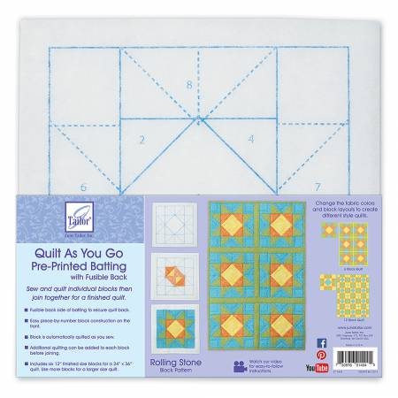 Quilt As You Go Rolling Stone