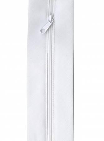 June Tailor - Zippity Do Done Zipper - White