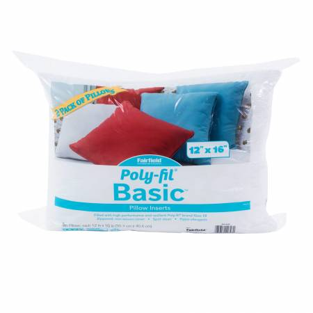 Pillow Form Poly-Fil 12in x 16in