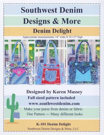 Denim Delight- K-101