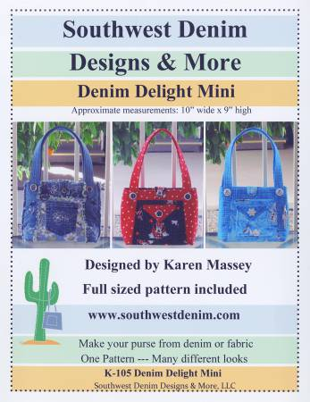 Denim Delight Mini
