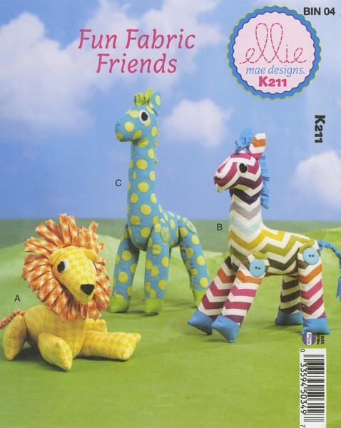 Fun Fabric Friends