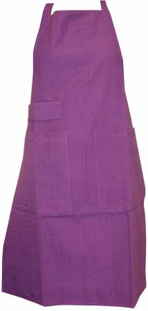 Purple Apron