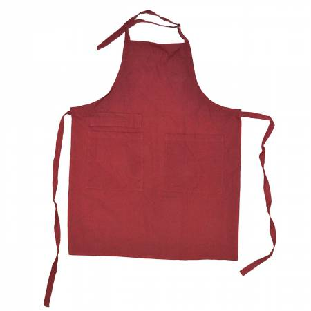 Apron K104A-R Dunroven House  - Red