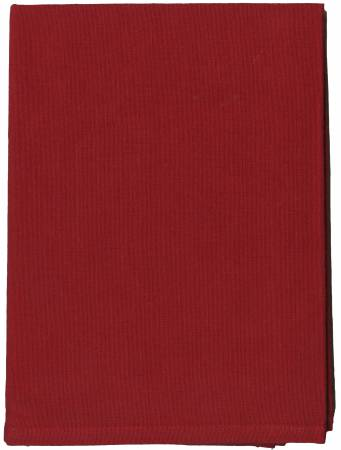 Bright Red Solid Tea Towel