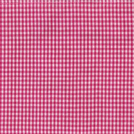 Tea Towel Mini Check Pink/White