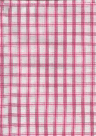 Tea Towel, Creekside Pink and White