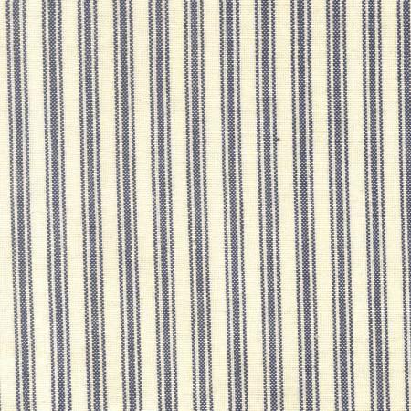 Tea Towel Ticking Stripe Navy/Cream