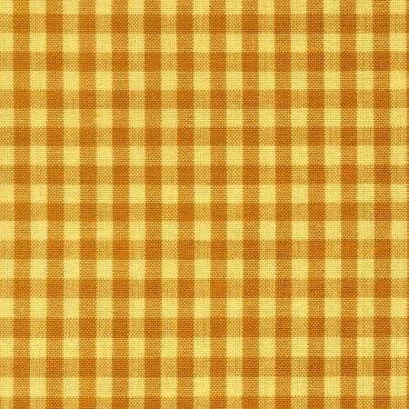 Tea Towel Country Plaid Mustard