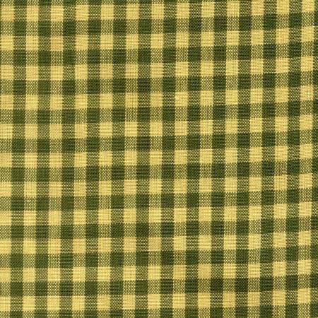 Tea Towel ctry Plaid Sage/Dijon