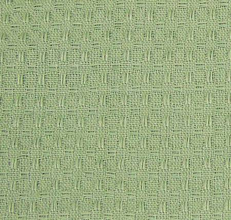 Tea Towel Waffle Weave - Light Green