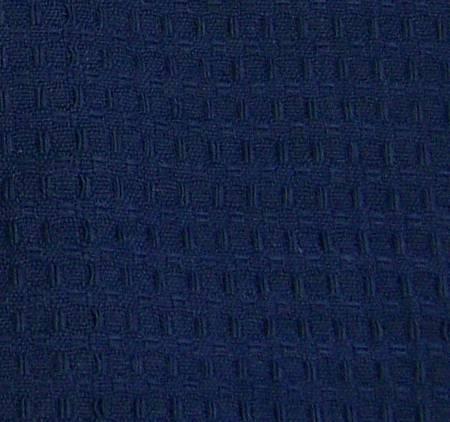 Tea Towel Waffle Weave  - Navy