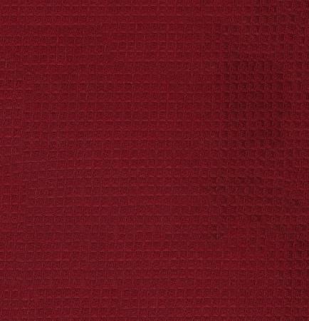 Tea Towel Waffle Weave - Red