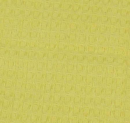 Tea Towel Waffle Weave Yellow