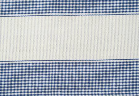 Tea Towel Provence Blue Cream