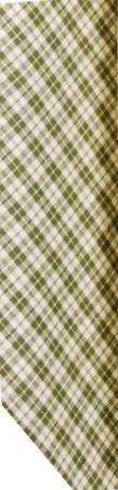 Tea Towel Multipane Sage & Cream - K371-S