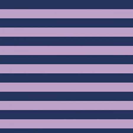 Knit Half Inch Stripe Navy and Purple