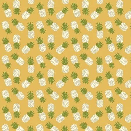 Havana Pineapple Yellow In Knit