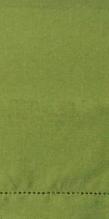Sage Hemstitch Napkin 18 x 18 Set of 4 - K810-S