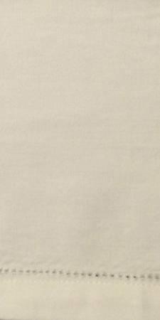 K810-WHI White Hemstitch Napkin pkg of 4