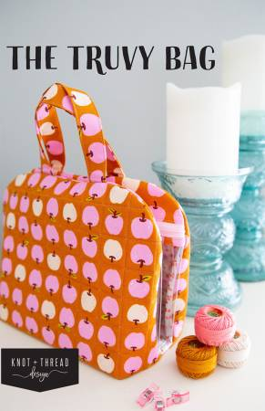 Knot & Thread Designs The Truvy Bag Pattern