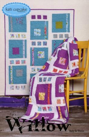 Willow by Kati Cupcake Pattern Co. KC141