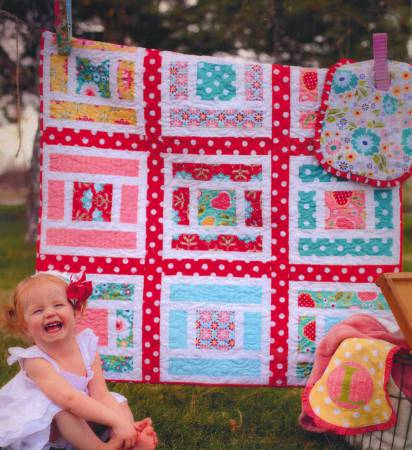 Lillian & Oliver Baby Quilt