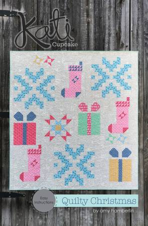 Quilty Christmas by Kati Cupcake