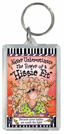 Hissie Fit Keychain