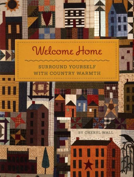 Welcome Home - Softcover by Cheryl Wall