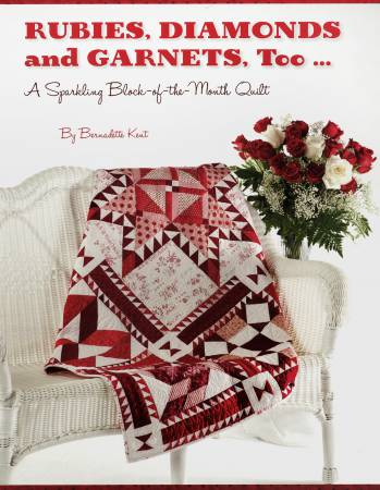 Rubies Diamonds and Garnets Too Softcover