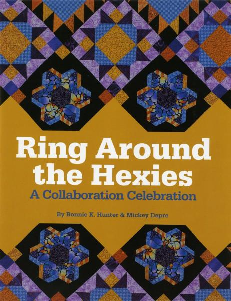 Ring Around the Hexies: A Collaboration Celebration - Softcover