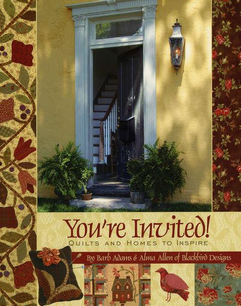 You're Invited: Quilts and Homes to Inspire - KCS13231