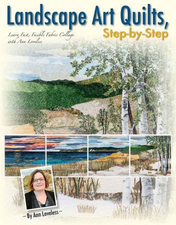 Landscape Art Quilts - Softcover