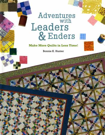Adventures with Leaders and Enders: Bonnie Hunter KCS302