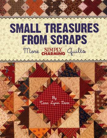Small Treasures From Scraps - Softcover